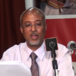 Guban View: Blatant Somalia apologist, Bashir Goth, wrong choice for Somaliland's representative in Washington DC